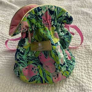 Lilly Pulitzer jewelry bag